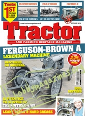 Tractor & Farming Heritage Magazine – October 2018