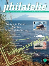 Philatelie - September 2018