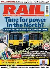 RAIL 15-28 August 2018
