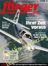 Fliegermagazin - September 2018