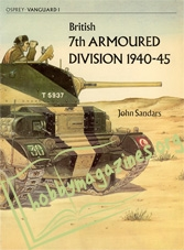 Vanguard 01 - British 7th Armoured Division 1940-45