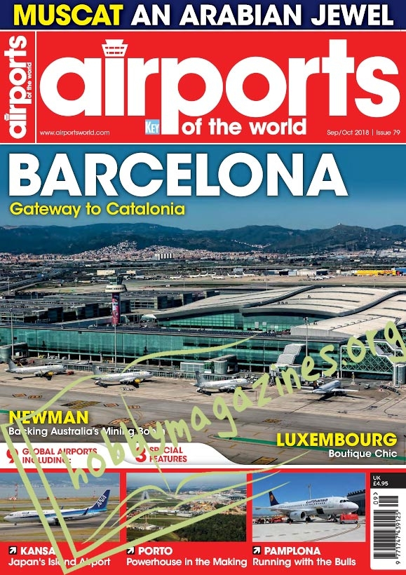 Airports of the World – September/October 2018