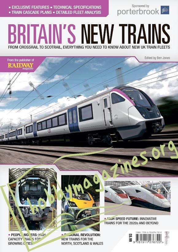 Britain's New Trains