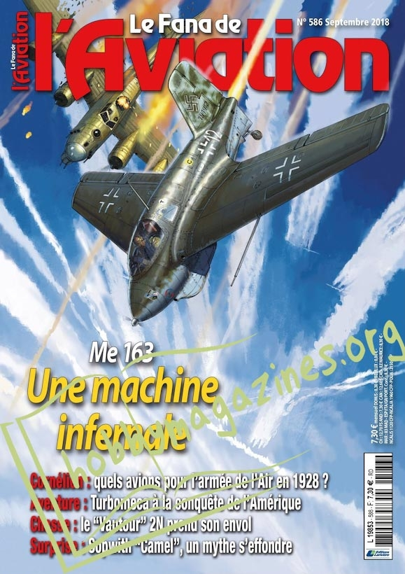 Le Fana de L'Aviation - Septembre 2018