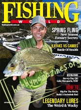 Fishing World - September 2018