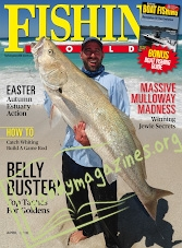 Fishing World - April 2018