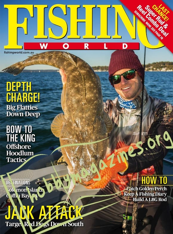 Fishing World - January 2018