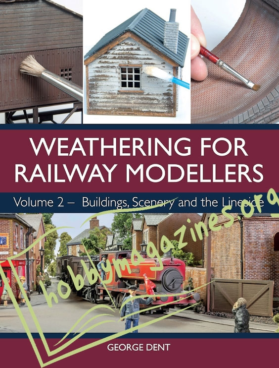 Weathering for Railway Modellers Vol.2 (EPUB)