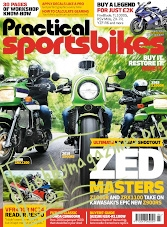 Practical Sportsbikes - August 2018