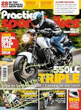 Practical Sportsbikes - July 2018