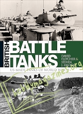 British Battle Tanks (US-Made Tanks of World War II)