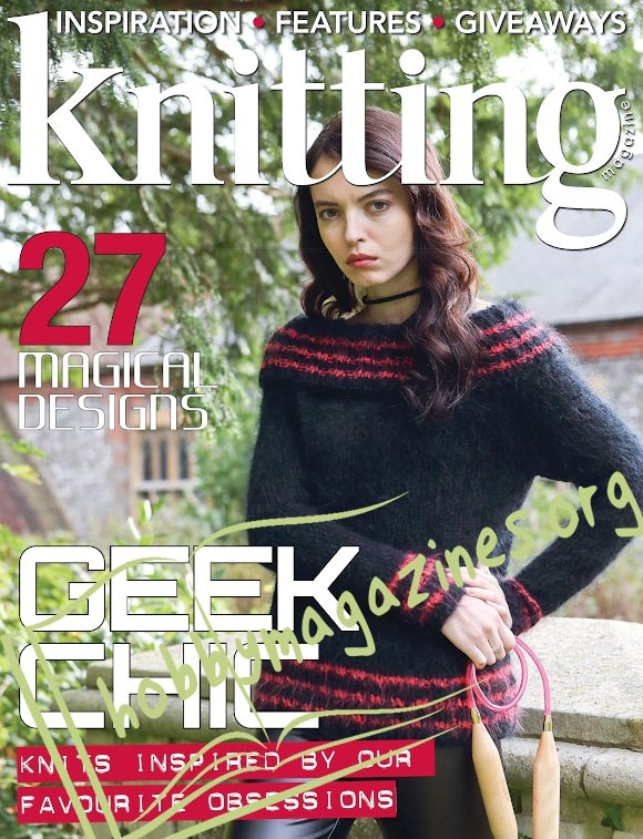 Knitting Magazine – February 2018