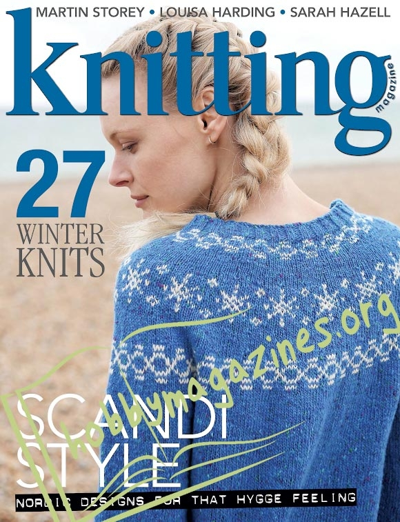 Knitting Magazine – January 2018