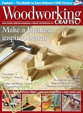 Woodworking Crafts 44 - Autumn 2018