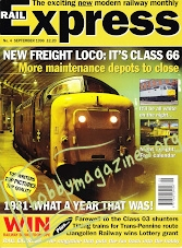Rail Express 004 - September 1996