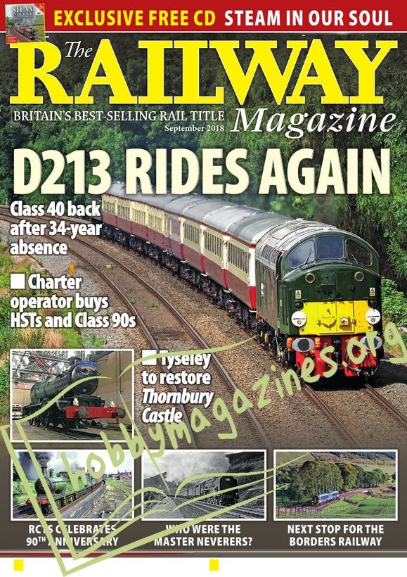 The Railway Magazine – September 2018