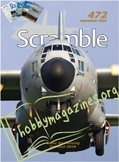 Scramble – September 2018