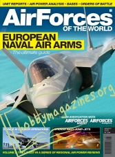 AirForces of the World Vol.2- European Naval Air Arms