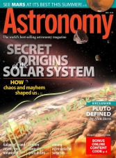 Astronomy - May 2018