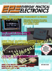 Everyday Practical Electronics - October 2018