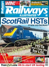 Railways Illustrated - October 2018