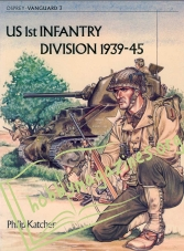 Vanguard 03 - US 1st Infantry Division 1939-45