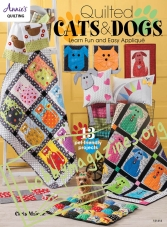 Quilted Cats & Dogs (EPUB)
