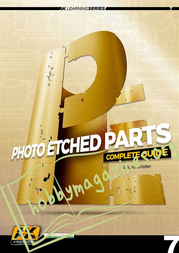Learning Series 7: Learning Photoeched Parts