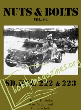 Nuts & Bolts 04 : Sd.kfz.222 & 223