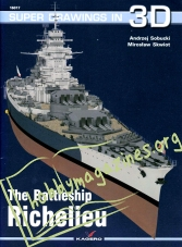 Super Drawings in 3D: The Battlship Richelieu
