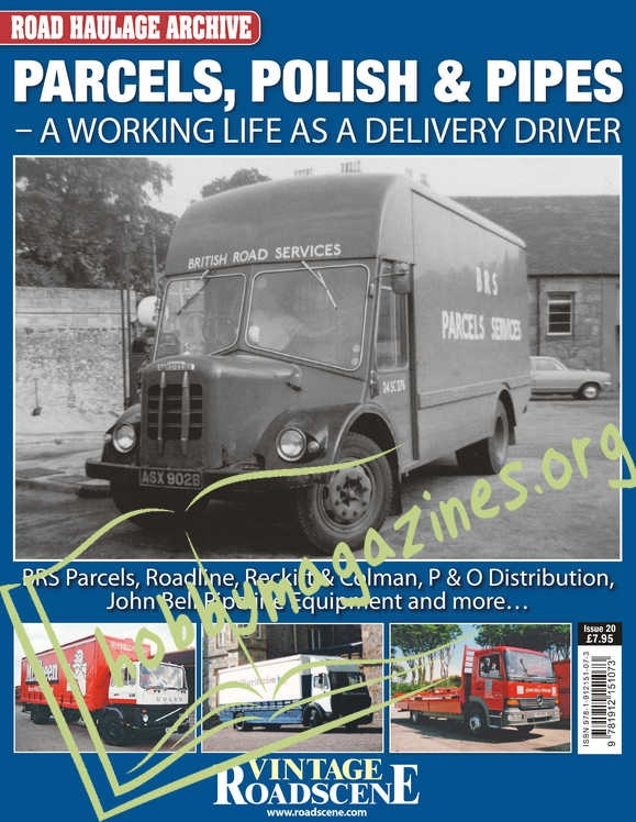 Road Haulage Archive Iss.20: PARCELS,POLISH & PIPES