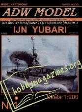ADW Model 01: IJN Yubari