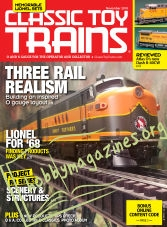 Classic Toy Trains – November 2018