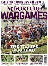 Miniature Wargames - October 2018
