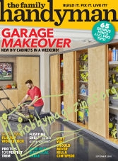 The Family Handyman - September 2018