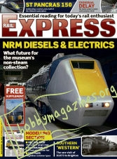 Rail Express - October 2018