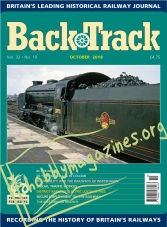 Backtrack – October 2018