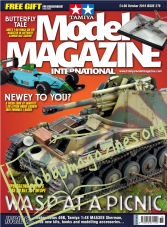 Tamiya Model Magazine International 276 - October 2018