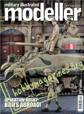 Military Illustrated Modeller 090 - October 2018