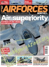 Air Forces Monthly - October 2018