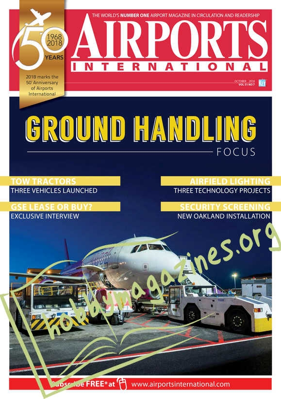 Airports International – October 2018