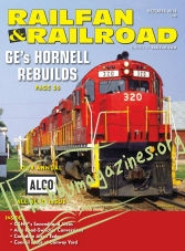 Railfan & Railroad - October 2018