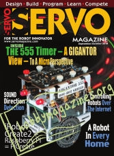 Servo - September/October 2018
