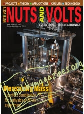 Nuts and Volts - September/October 2018