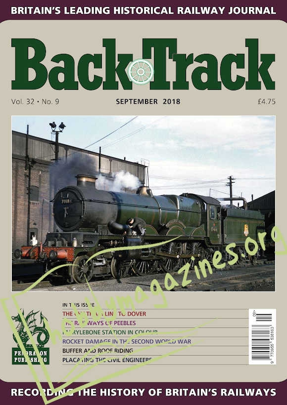 Backtrack – September 2018