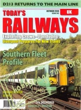 Today's Railways UK - October 2018