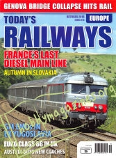 Today's Railways Europe - October 2018