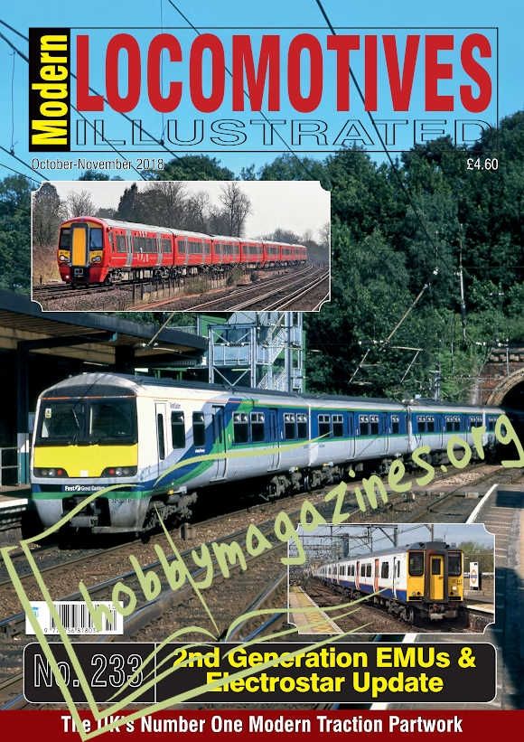 Modern Locomotives Illustrated – September 2018