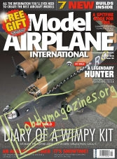 Model Airplane International 159 – October 2018