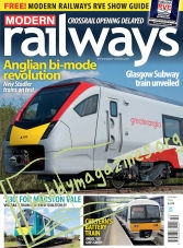 Modern Railways – October 2018